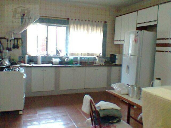 Sobrado Residencial À Venda, Vila Yara, Osasco. - So0081