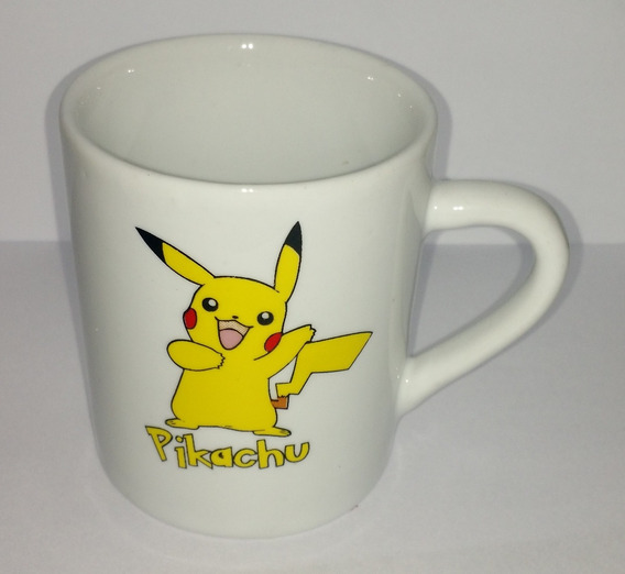 Caneca Pokemon Go 120ml Porcelana Pikachu