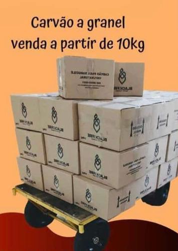 Imagem 1 de 2 de Carvao Premium Para Narguilé Cx 10kg