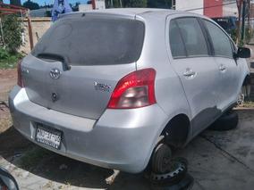 Toyota Yaris 2007 Por Piezas, Por Partes, Deshueso.