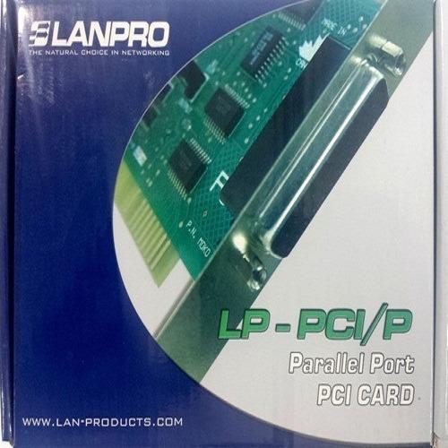 Tarjeta Pci/paralelo Lanpro