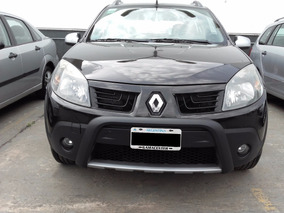 Renault Sandero Stepway Luxe 1.6 16v 2009 82000km 5 Puertas