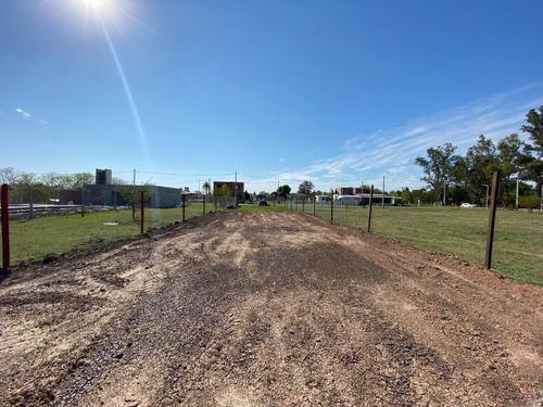 Vendo Terreno En Luis Palacios 550m2