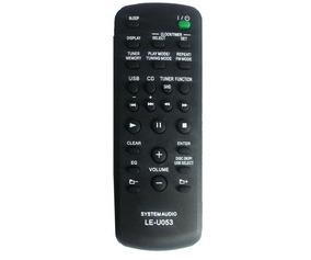 Controle Som Sony Com Usb Gtr33 Novo Compativel Com Varios