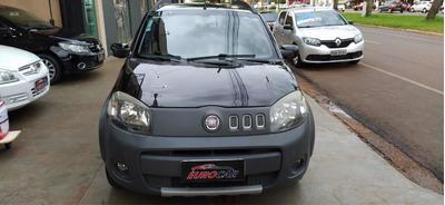 Fiat Uno 1.0 Way Flex 5p 2012