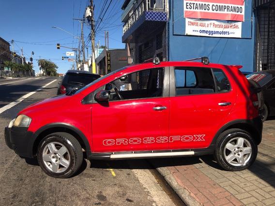 Volkswagen Crossfox 1.6 Flex Completo 2006