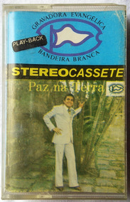 Ozeias De Paula - Play Back Paz Na Terra Em Fita K7