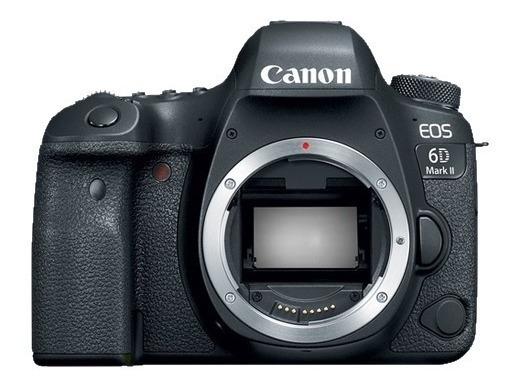 Canon 6d Mark Ii 26.2mp Fullframe Iso 40000 Garantia 2 Anos