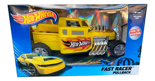 Pack 12 Auto Hot Wheels A Friccion 13 Cm F72190 X Mayor