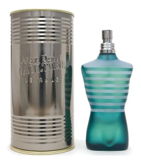 Perfume Jean Paul Le Male Masculino 125ml Envio Imediato Nf