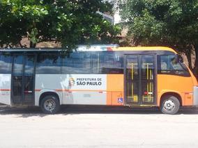 Micro Ônibus Marcopolo Volare W9+ar 2017/17 25lug 2p Aurovel