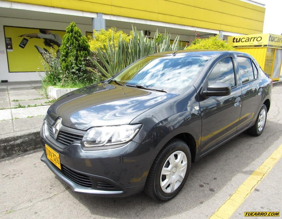 Renault Logan Authentique 1.6 Mecánico Sedán Aa