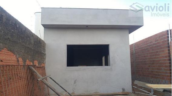 Casa Para Venda Em Mogi Guaçu, Jardim Novo Ii, 2 Dormitórios, 1 Banheiro, 2 Vagas - C617