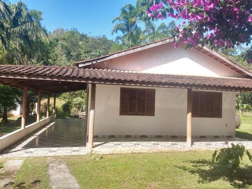 Imagem 1 de 6 de Linda Casa Localizada No Rio Sagrado Em Morretes Á Venda Por R$350 Mil - Ch0156