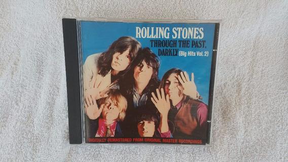 Cd Rolling Stones Through The Past,darkly Import.ja