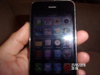 iPhone 3gs Negro 16gb Liberado De Fabrica 20verdes O Bs