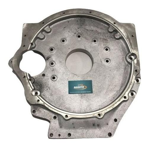 Chapa Traseira Do Motor (alumínio) Capa Seca F250 6cc Mwm