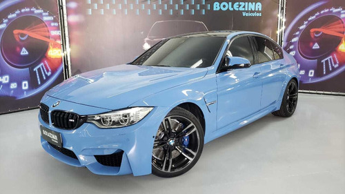 Bmw - M3 3.0 V6 Turbo 2017