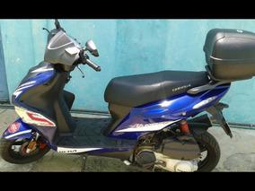 Moto Paseo Bera Runner 150 Cc Color Azul