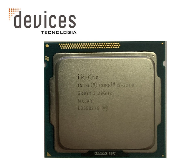 Intel Core I3-3210 Sr0yy 3.20ghz Para Desktop