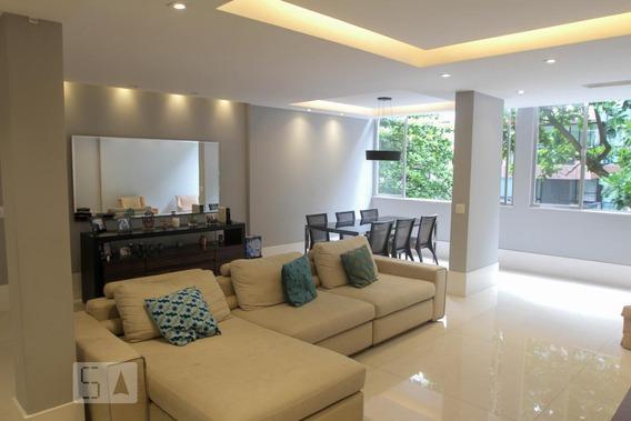Apartamento Para Aluguel - Leblon, 2 Quartos, 134 - 893017042