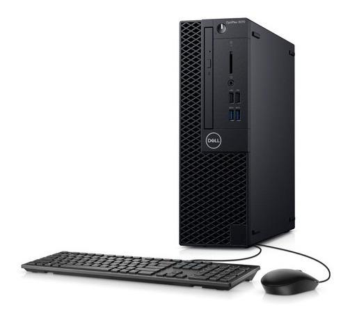 Dell Optiplex 3070 I7 8ªgr 16gb Ssd256gb+hd 1 Tb Pl 2gb Wifi