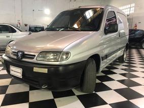 Peugeot Partner 1.9 Furgon Confort Plc 2007 Gris Cpm