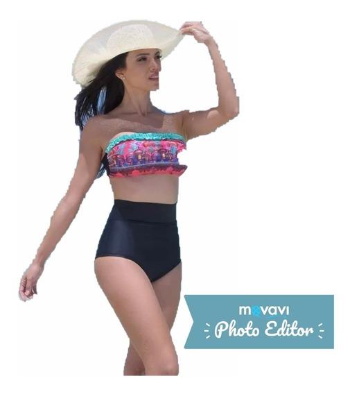 e41d1fc0d687 Malla Kachet - Trajes de Baño de Mujer en Mercado Libre Argentina
