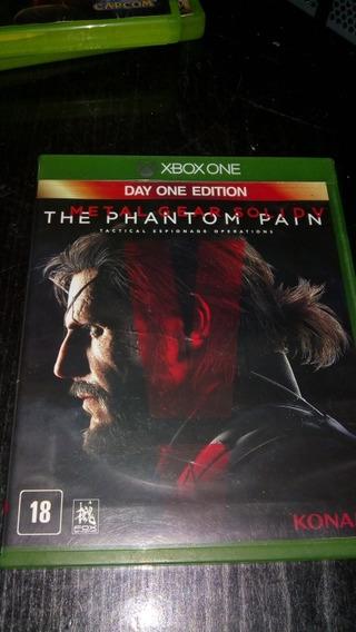 Metal Gear Solid The Phantom Pain Xbox One