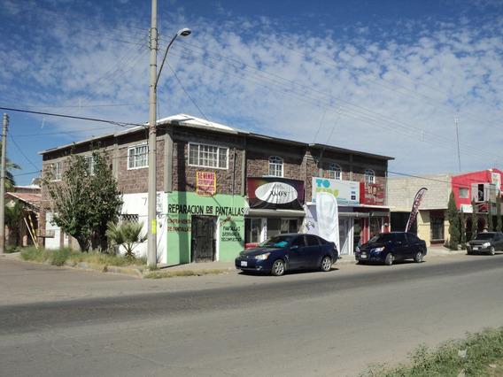 Casa De 5 Recamaras, 4 Locales Zona Comercial Acepto Credito