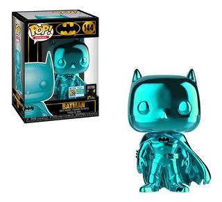 Funko Pop Batman 144 Exc Sdcc - Batman - Original