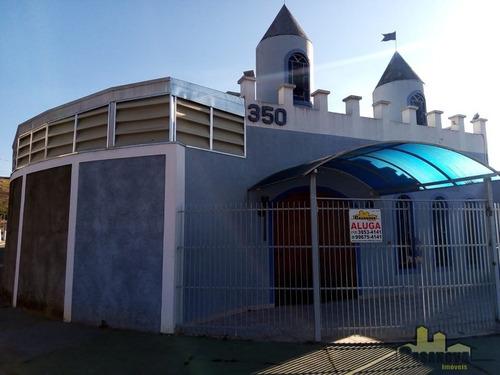 Imóvel Comercial Em Cidade Jardim, Jacareí/sp De 0m² Para Locação R$ 2.200,00/mes - Ac863725