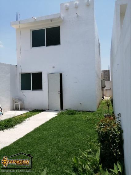 Casa En Renta, 3 Recamaras, Cuautla Occ-270