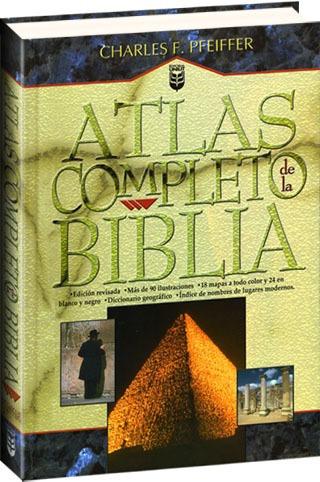 Imagen 1 de 1 de Atlas Completo De La BibliaDescubralo Usted Mismo