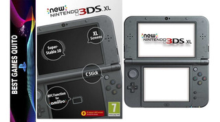 New Nintendo 3ds Xl Consola Sellada/ Juego Gratis