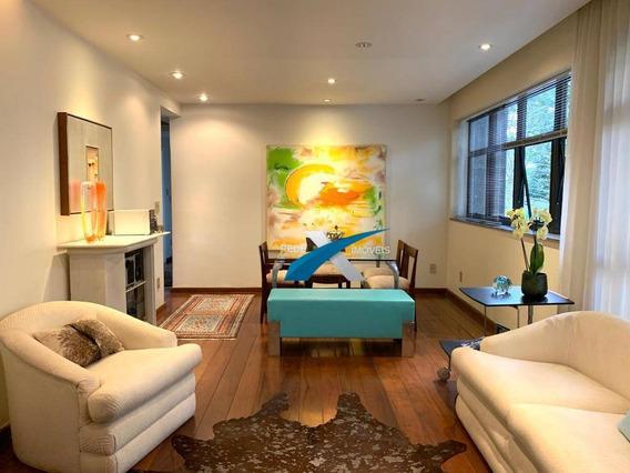 Apartamento A Venda De 4 Quartos, Serra. - Ap5231