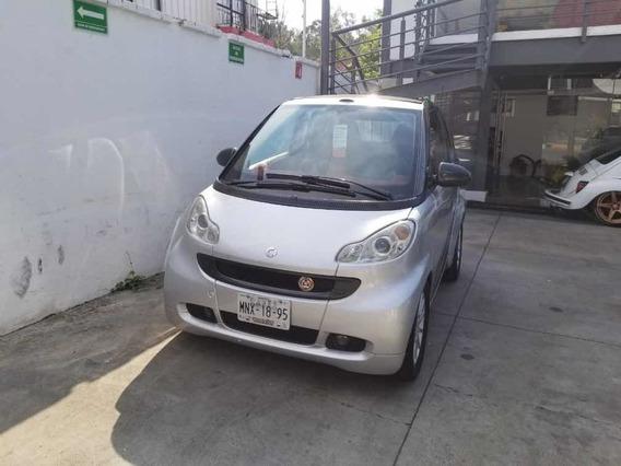Smart Fortwo Cabrio Passion Aa Piel Mt 2011