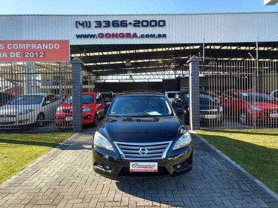 Nissan Sentra Unique 2.0 Flex Fuel 16v Aut 2016