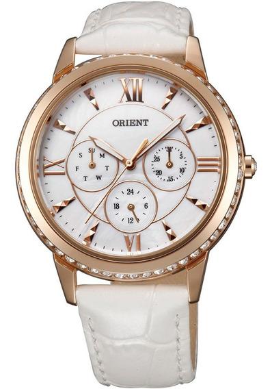 Reloj Orient Sport Cronógrafo Unisex Original Time Square