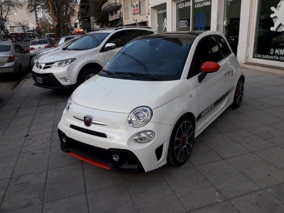 Fiat 500 Abarth 595 Turismo Año 2018
