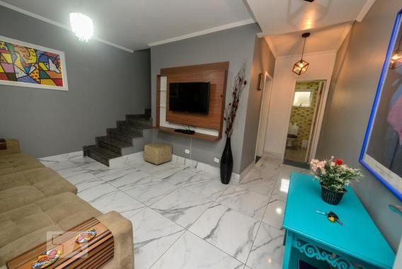Casa Com 2 Dormitórios E 2 Garagens - Id: 892988010 - 288010