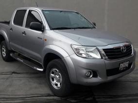 Toyota Hilux Doble Cab Base 2015