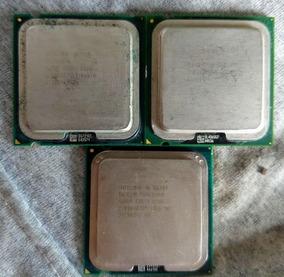 3 Processadores - 754 Duo E6300 - Pentium 420 - Pentium 2,66