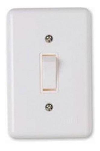 Imagem 1 de 1 de Conjunto 1 Interruptor Paralelo 6a - Stylus - Ilumi