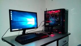 Pc Gamer Cpu Amd Quad Core Geforce Gtx Ssd 120gb 12gb Ram