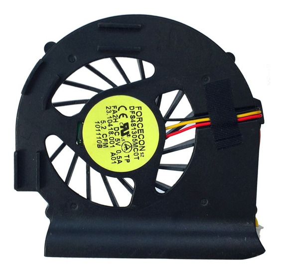 Cooler Notebook Dell Inspiron M5030 N5030 Dfs481305mc0t-fa2h