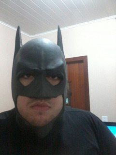 Máscara Batman - Látex