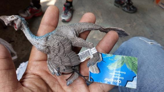 Schleich Dinosaurio Oviraptor Tipo Jurassic Park