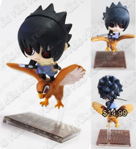 Figura Anime Naruto Sasuke En Aguila (tienda Friki)