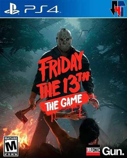 Juego Ps4 Friday The 13th The Game